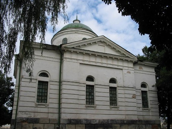 Image - Pryluka: Church of the Nativity (1806-17).