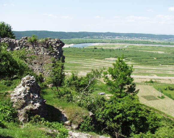 Image - A view of the Prytysiansky Regional Landscape Park.