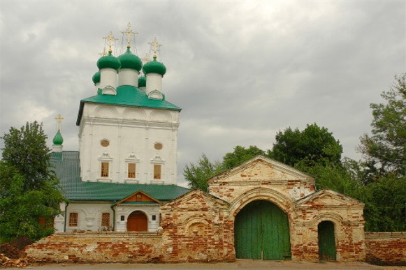 Image - Putyvl: The Transfiguration Monastery.