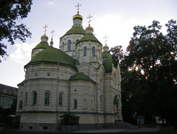 Image - Rivne: Resurrection Cathedral.
