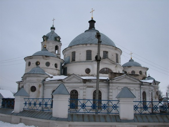 Image - Romny: The Assumption Church.