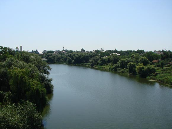 Image - The Ros River in Bila Tserkva.