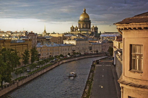 Image - A view of Saint Petersburg