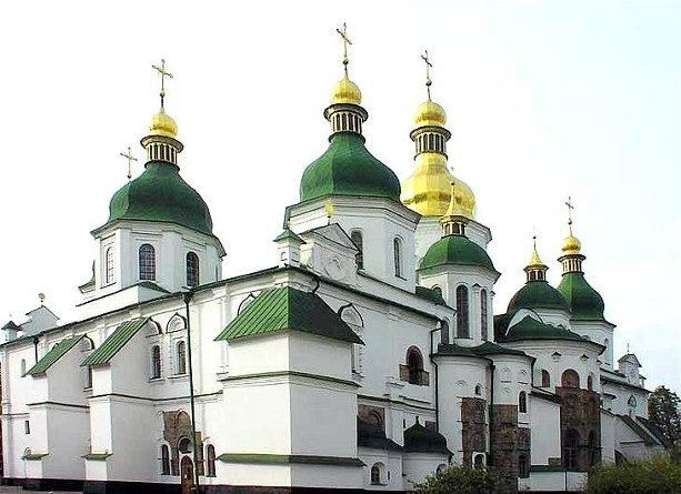 Image - Saint Sophia Cathedral in Kyiv.
