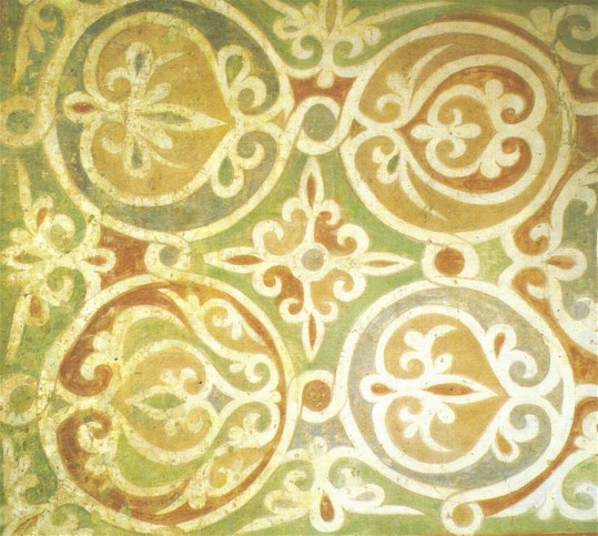 Image - Saint Sophia Cathedral: fresco ornament.
