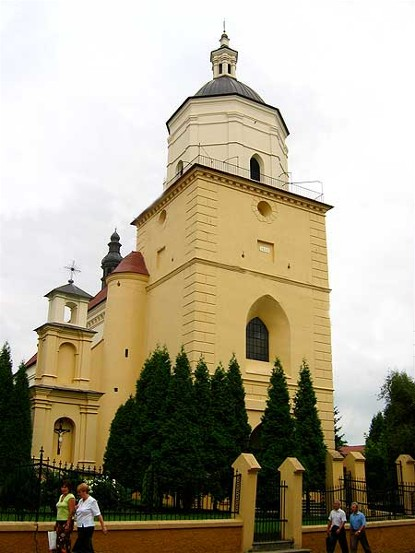 Image - Sambir: Saint John the Baptist Church.
