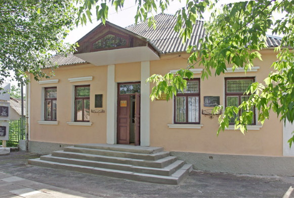 Image - Sarny: Historical and Ethnographic Museum.
