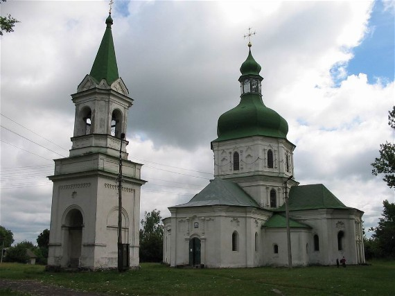 Image - The Church of the Resurrection (1860) in Sedniv.