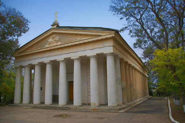 Image -- Sevastopol: Cathedral of Saints Peter and Paul.