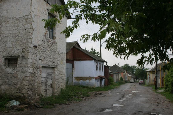Image - A street in Sharhorod.