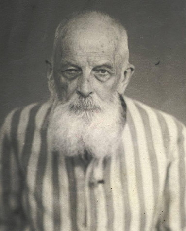Image - Klymentii Sheptytsky in a Soviet concentration camp.