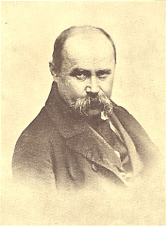 Image - Taras Shevchenko (photo 1858)