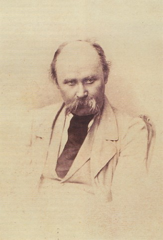 Image - Photo of Taras Shevchenko (1860).