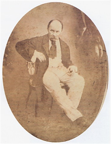 Image - Photo of Taras Shevchenko (1859).