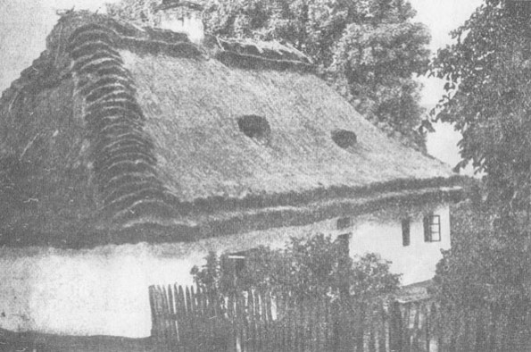Image - The Barvinsky family home in Shliakhtyntsi, Galicia.