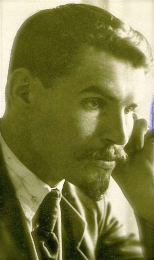 Image - Oleksander Shumsky (1920 photo).