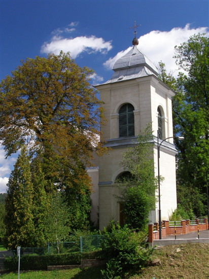 Image -- Sianik (Sanok): The Holy Trinity Ukrainian Catholic Church.
