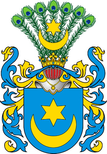 Image - The Sieniawski family coat of arms.