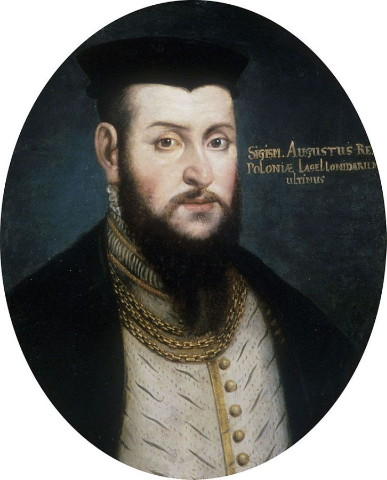 Image -- King Sigismund II Augustus of Poland.