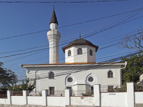 Image - The Simferopol mosque.