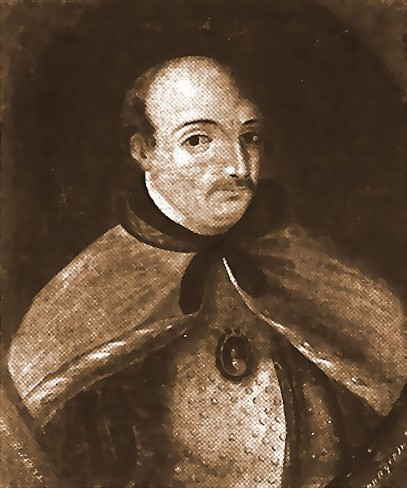 Image -- Hetman Ivan Skoropadsky (18th-century portrait by an unknown artist).