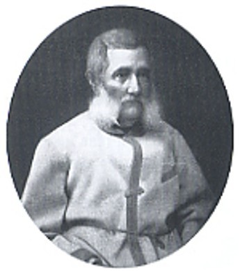 Image -- Ivan Skoropadsky (1804-1887), the founder of the Trostianets Dendrological Park.