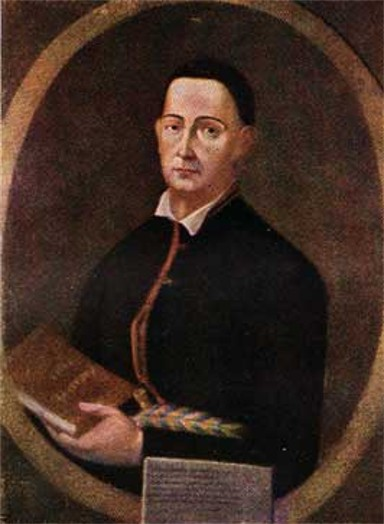 Image - Hryhorii Skovoroda (18th century portrait by an unknown painter).