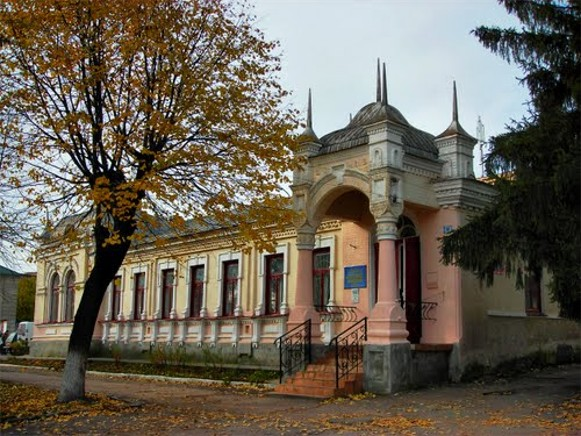 Image - The Smila Regional Studies Museum.