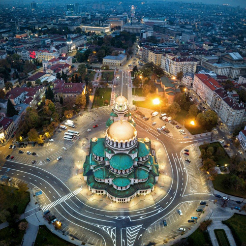 Image - Sofia, Bulgaria: city center.