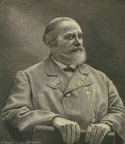 Image - An engraving of Sergei Solovev by L. Seriakov (1881).