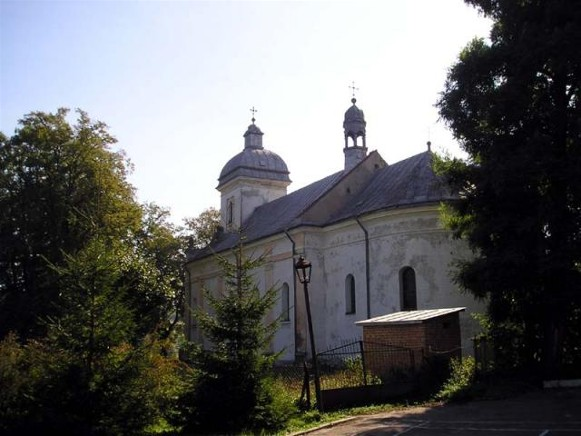 Image - A church in Stare Selo.