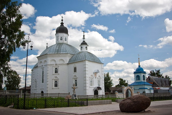Image - Starodub: the Cossack Cathedral of the Nativity of Christ.