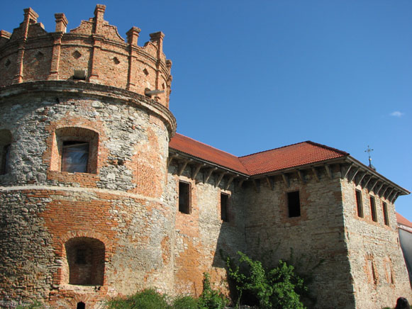 Image - The Starokostiantyniv castle (1571).