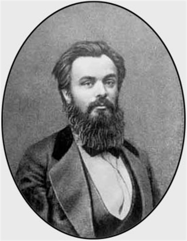 Image -- Mykhailo Starytsky (1880s photo).