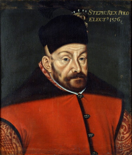 Image - Portrait of Kin Stephen Báthory.