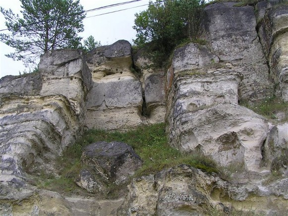 Image - A view of the Stilsko fortified settelemnt.