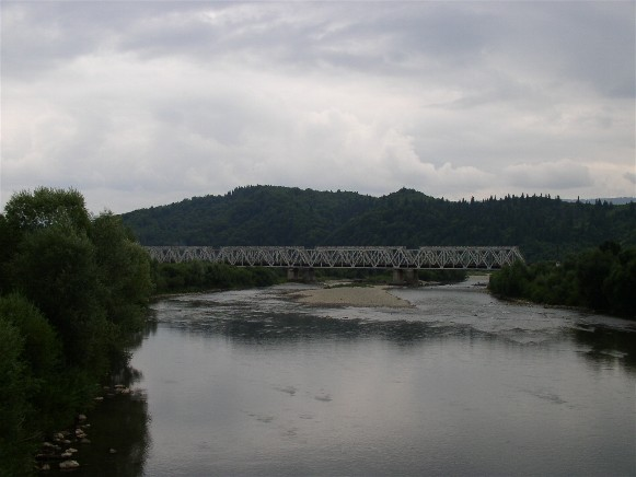 Image - The Stryi River