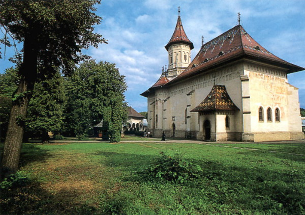 Image - Suceava: Saint John Church.