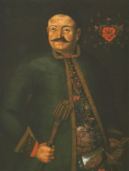 Image - Semen Sulyma, colonel of Pereiaslav (1750s photo).