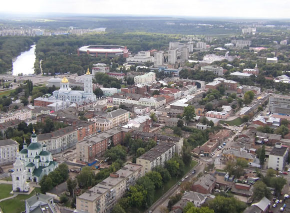 Image - Sumy (aerial view).