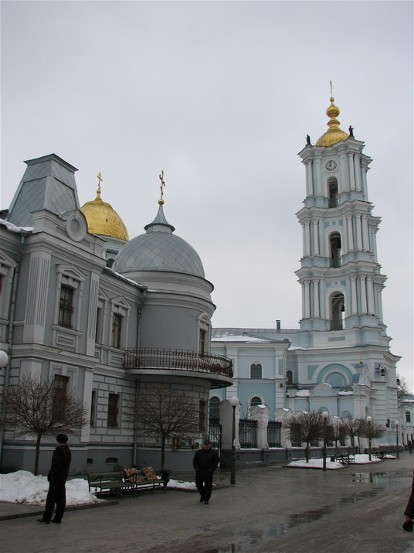 Image - Sumy: Cathedral of the Transfiguration (1776-88).