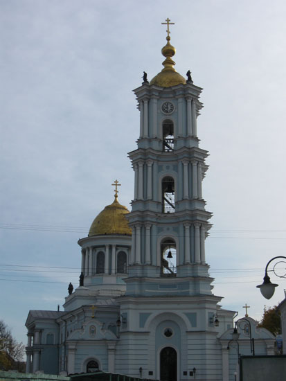 Image -- Sumy: Cathedral of the Transfiguration (1776-88).