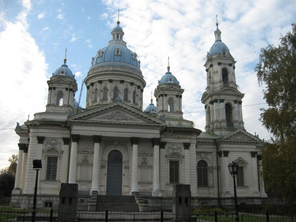 Image - Sumy: Trinity Cathedral (19th century).