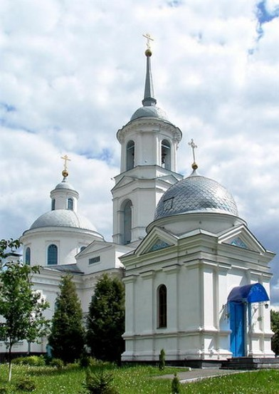 Image - Sumy: Saint Elijah Church (1836-51).
