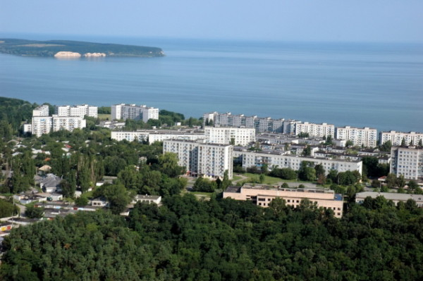 Image -- A panorama of Svitlovodsk