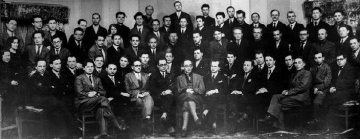 Image -  The Symphony Orchestra of Ukraine in 1937.