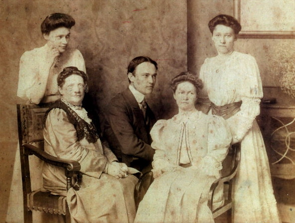 Image - The Tereshchenko family (1900s).