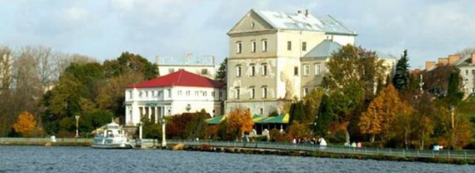 Image - The Ternopil castle.