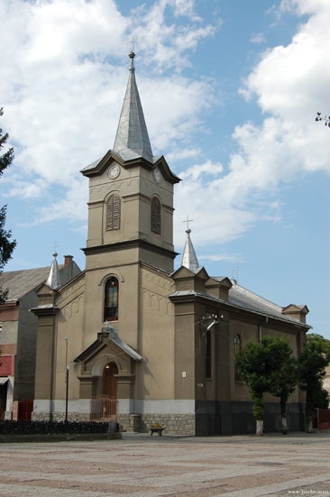 Image - Tiachiv: Saint Stephen Roman Catholic Church (1780).