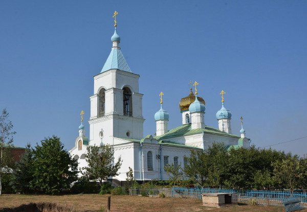 Image - Tokmak: Church of the Assumption.